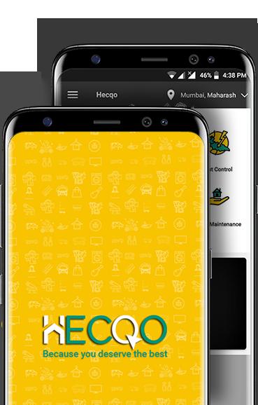 Hecqo Delhi - Hire Service Experts | Because You Deserve The